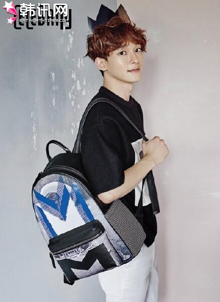 150619 EXO XIUMIN 灿烈 CHEN The Celeblrity杂志画报公开 EXO新闻